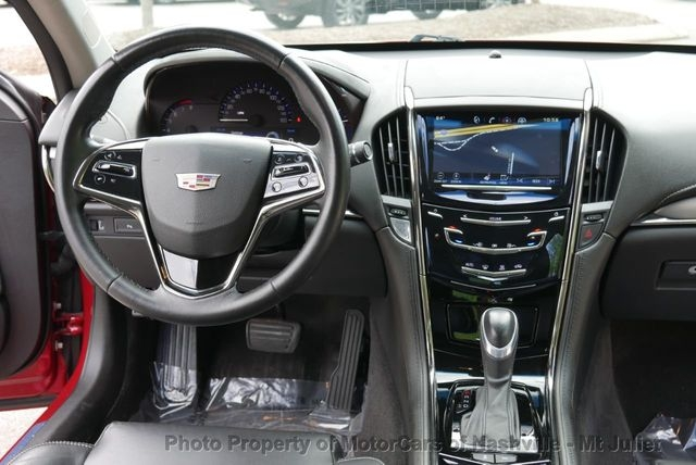 Cadillac ATS Sedan 2015 price $17,499