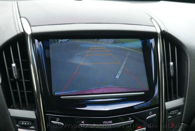 Cadillac ATS Sedan 2015 price $16,599