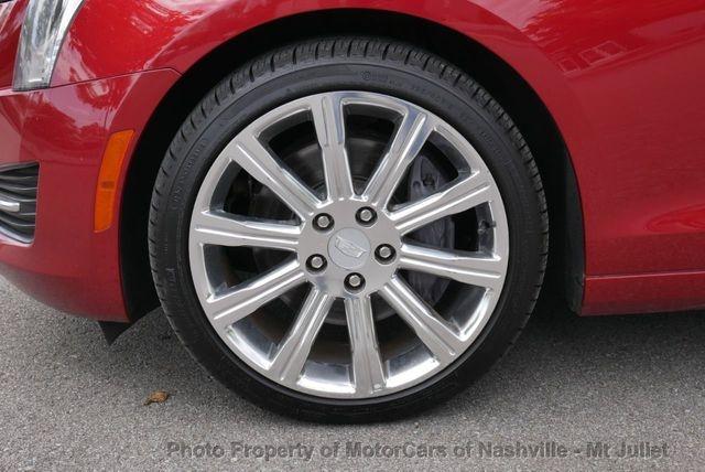 Cadillac ATS Sedan 2015 price $16,499