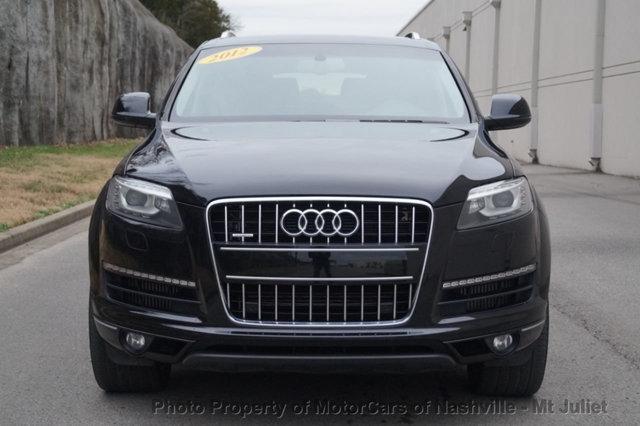 Audi Q7 2012 price $18,998
