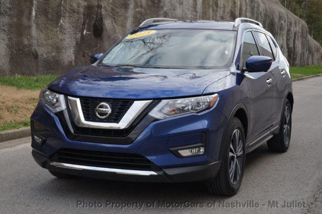 Nissan Rogue 2018 price $19,998