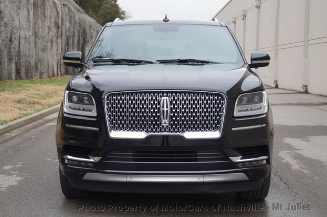 Lincoln Navigator 2018 price $56,998
