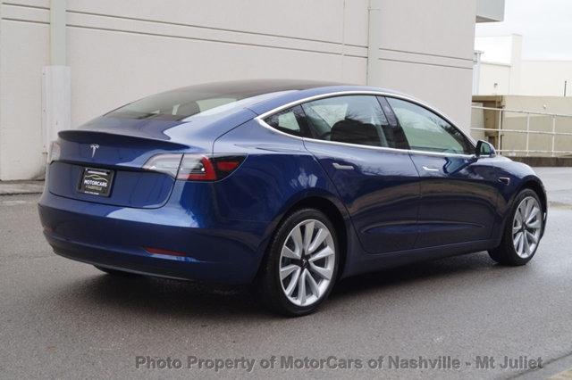Tesla Model 3 2018 price $47,998