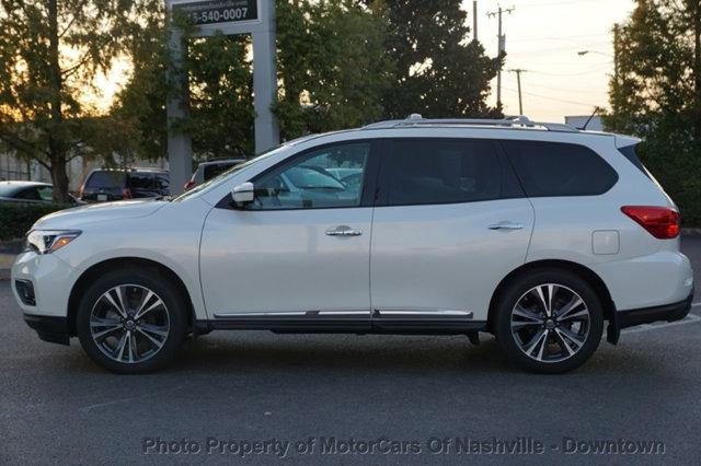 Nissan Pathfinder 2017 price $26,998