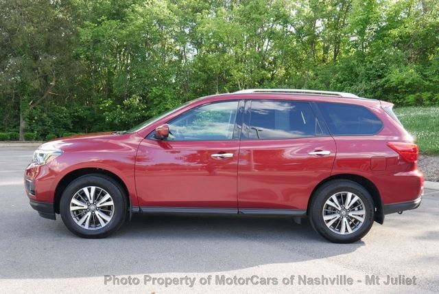 Nissan Pathfinder 2017 price $23,799