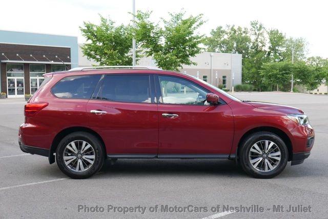Nissan Pathfinder 2017 price $25,499