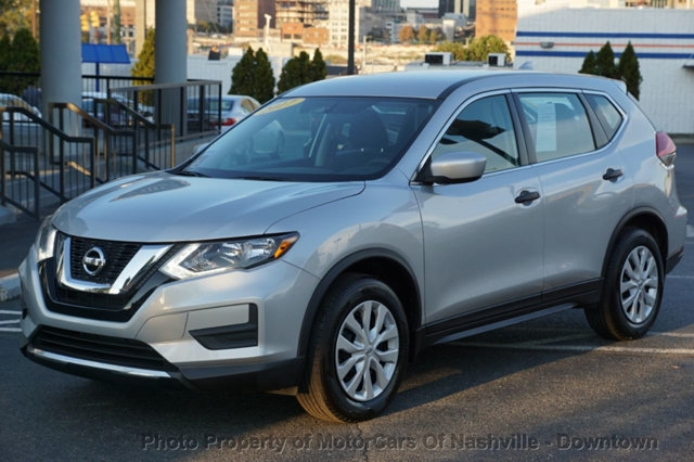Nissan Rogue 2017 price $15,998