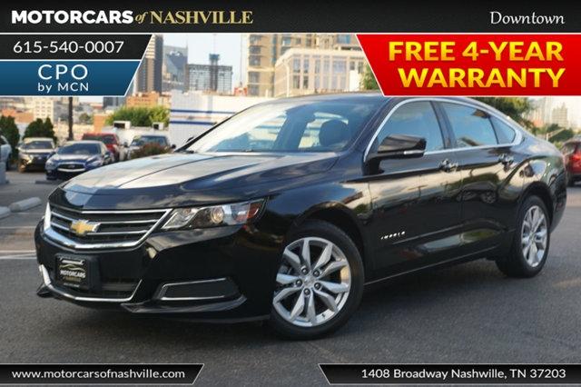 Chevrolet Impala 2017 price $15,998
