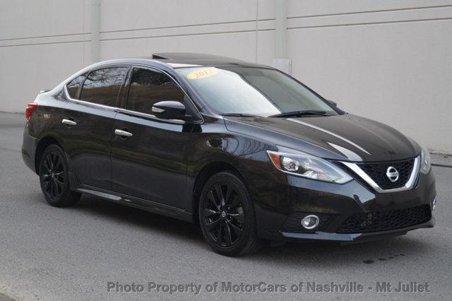 Nissan Sentra 2017 price $15,998