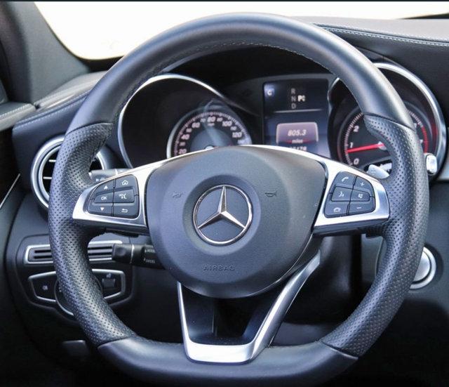 Mercedes-Benz C-Class 2017 price $25,500
