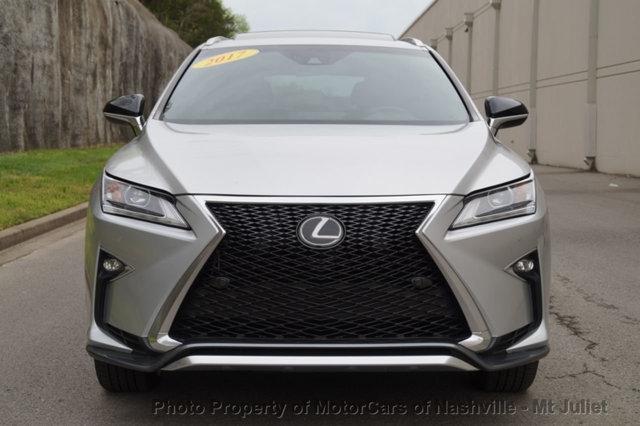 Lexus RX 2017 price $36,599