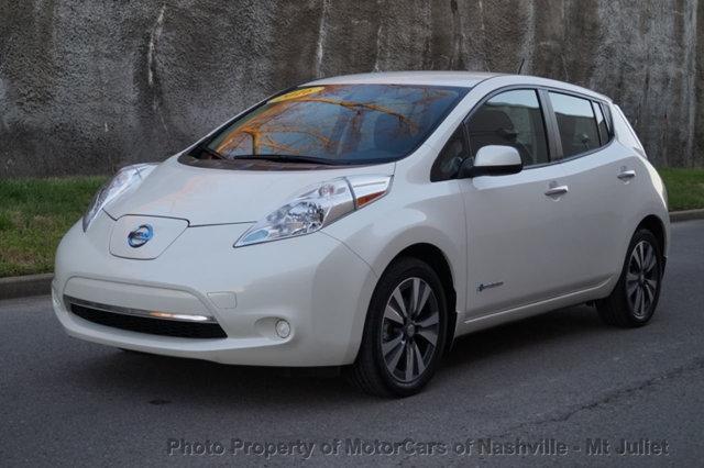 Nissan Leaf 2016 price $13,299