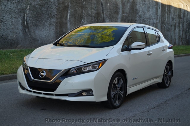 Nissan Leaf 2018 price $23,799