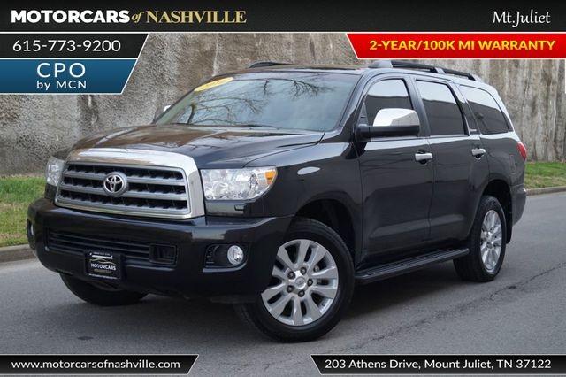 Toyota Sequoia 2016 price $37,699