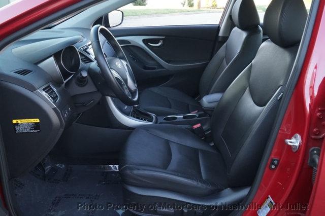 Hyundai Elantra 2015 price $12,998