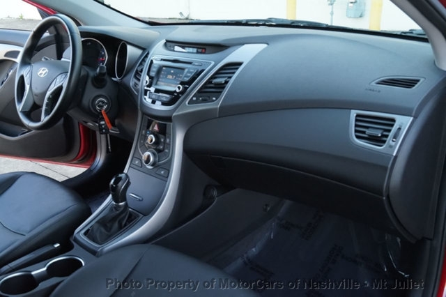 Hyundai Elantra 2015 price $13,299