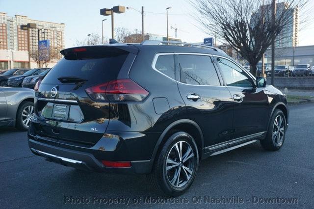 Nissan Rogue 2018 price $19,499