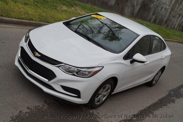 Chevrolet CRUZE 2017 price $12,998