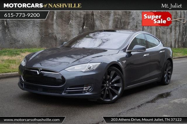 Tesla Model S 2015 price $42,599