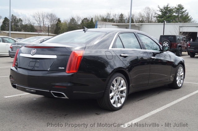 Cadillac CTS Sedan 2014 price $18,699