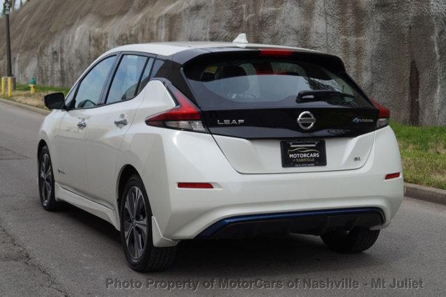 Nissan Leaf 2018 price $23,299