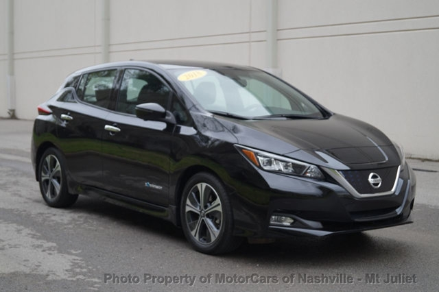 Nissan Leaf 2018 price $24,299