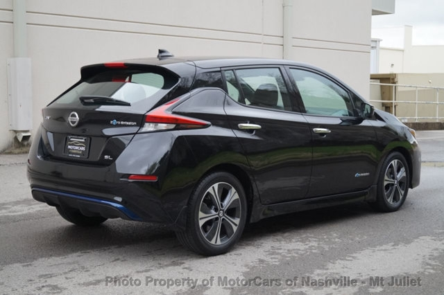 Nissan Leaf 2018 price $25,499
