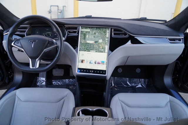 Tesla Model S 2015 price $42,998