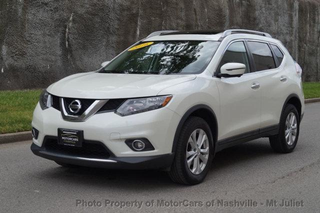 Nissan Rogue 2016 price $16,799