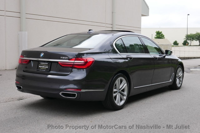 BMW 7 Series 2016 price $41,699