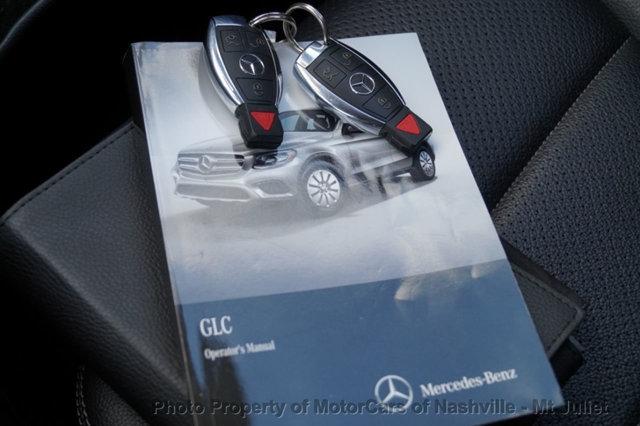 Mercedes-Benz GLC 2016 price $28,499
