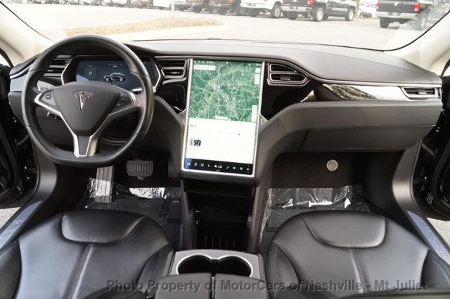 Tesla Model S 2015 price $38,799