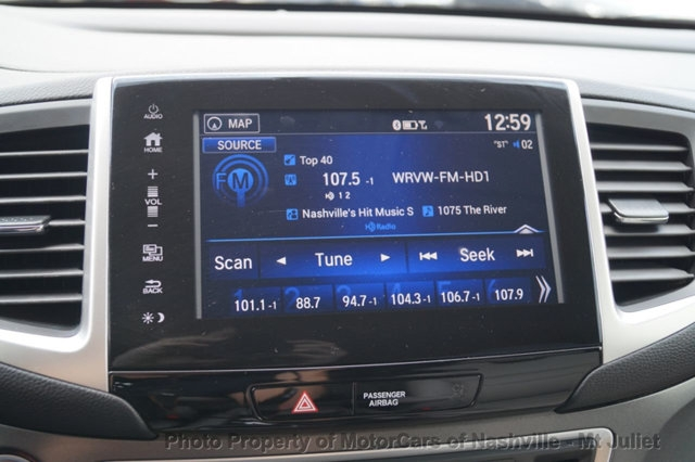 Honda Ridgeline 2017 price $26,499