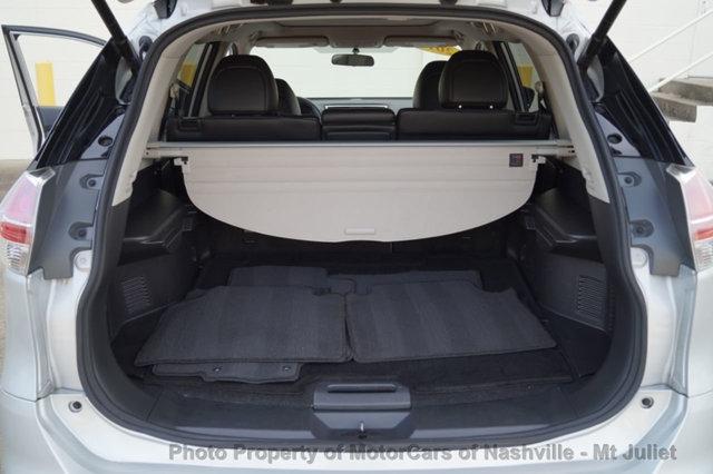 Nissan Rogue 2016 price $17,699