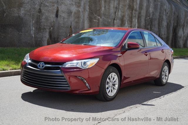 Toyota Camry Hybrid 2016 price $18,499