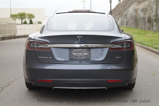 Tesla Model S 2016 price $52,699