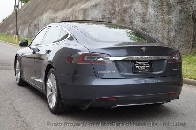 Tesla Model S 2016 price $51,899
