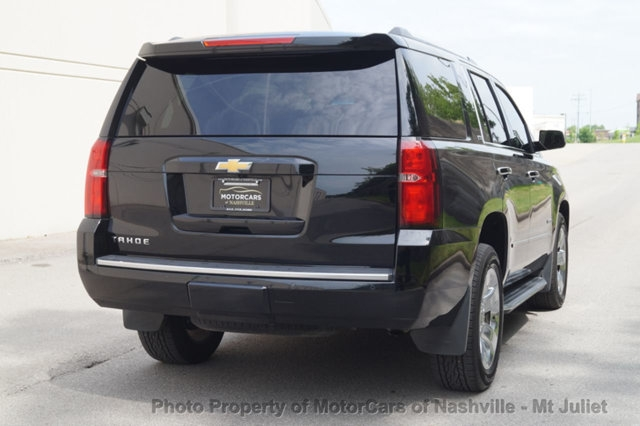 Chevrolet Tahoe 2015 price $37,699