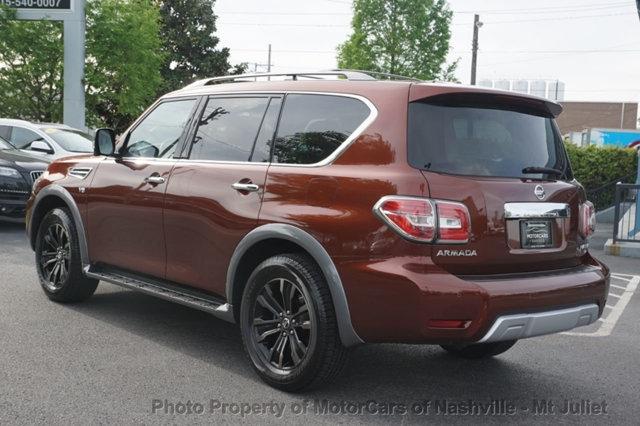 Nissan Armada 2018 price $39,998
