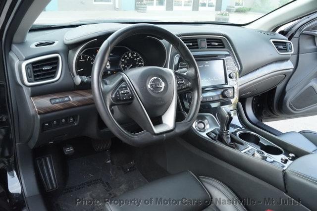 Nissan Maxima 2016 price $22,499