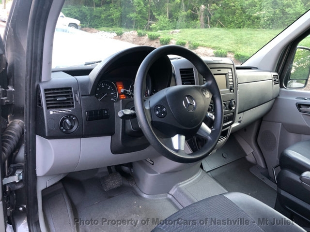 Mercedes-Benz Sprinter Passenger Van 2017 price $34,399