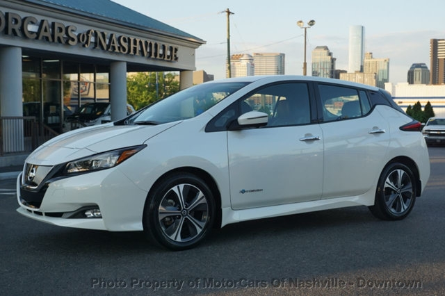 Nissan Leaf 2018 price $24,799
