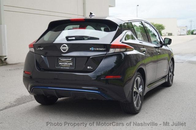 Nissan Leaf 2018 price $24,998