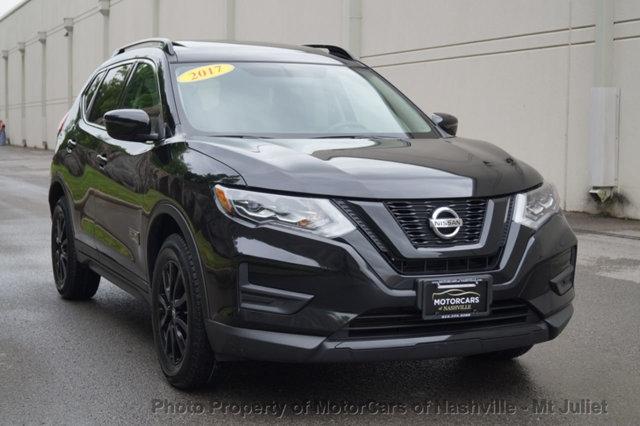 Nissan Rogue 2017 price $19,799