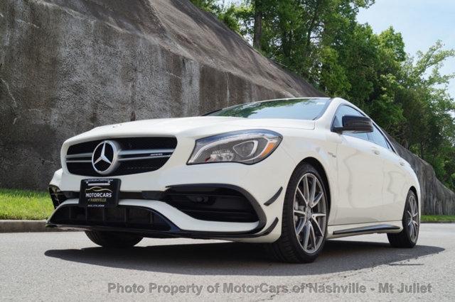 Mercedes-Benz CLA 2017 price $43,299
