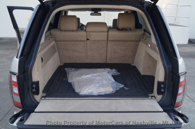 Land Rover Range Rover 2016 price $60,998