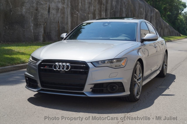 Audi S6 2016 price $49,899