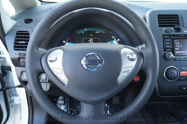 Nissan Leaf 2016 price $10,998