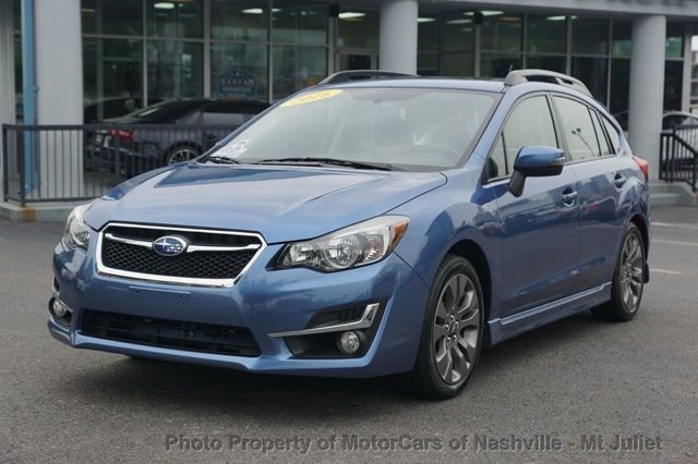 Subaru Impreza Wagon 2016 price $15,499