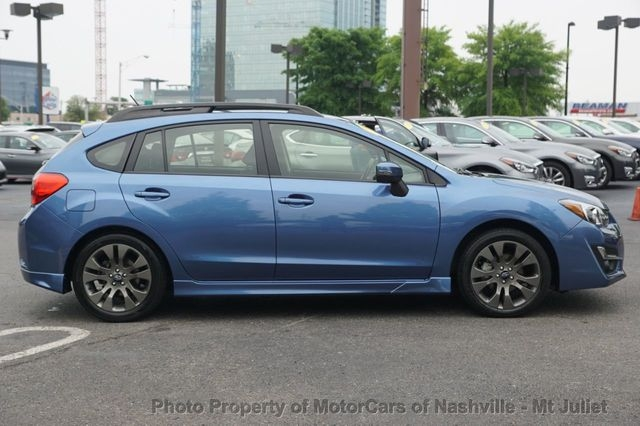 Subaru Impreza Wagon 2016 price $17,998